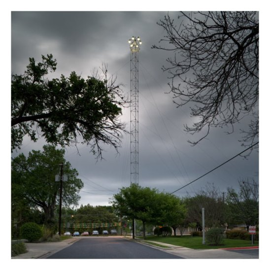 Click the image to see more moonlight tower (photo by Andy Mattern)