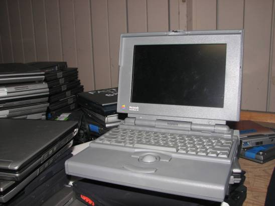 UT old laptop