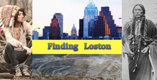 finding loston