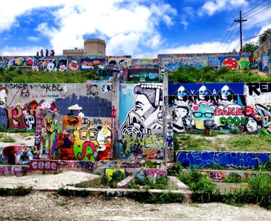 Austin is a Graffiti Wall | The End of Austin