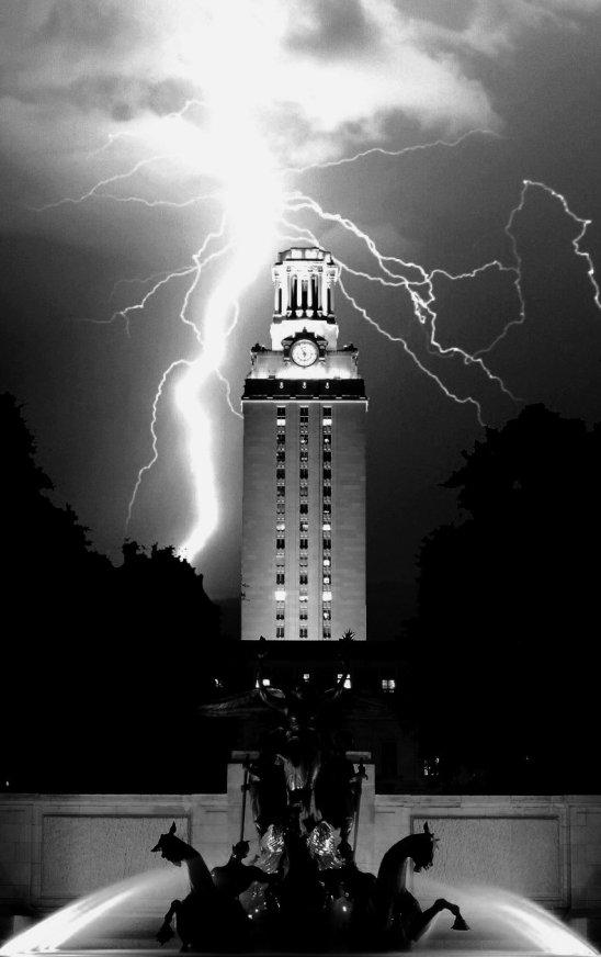 UT tower dark by jorge michel